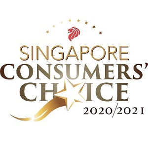 Singapore's Consumers Choice 2020/2021