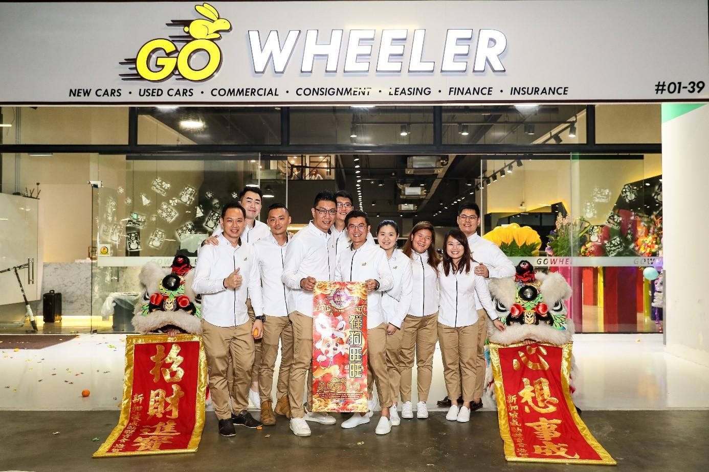 Gowheeler Team